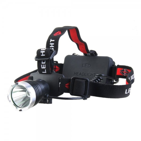 KINFIRE CREE-T6 800LM 3-Mode Waterproof Adjustable A3 LED Headlight for Bicycle (1*18650)