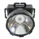 QD68 Rechargeable Built-in Lithium Battery LED Headlamp Black