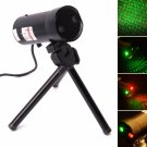 3 in 1 Mini Green & Red Laser Stage Lighting Black