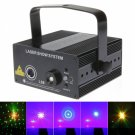 LT-L08 9W Laser Stage Light Black