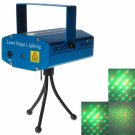 LT-G Laser Stage Lighting LED Red + Green Light Sound Control / Automatic Colorful Stage Light