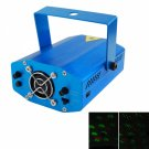 20-in-1 Red Green Light Laser Stage Lighting Blue