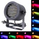 86 RGB LED Stage Light PAR Disco Light Laser Projector Party Show Black (US/EU Standard Plug)