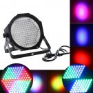 25W 127LEDs RGB Rotating Sound-activated Bulb Lamp Party Stage Light(US/EU Standard Plug)