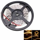 36W SMD5050 5m 300LEDs Warm White Light LED Light Strip (White Lamp Plate) (12V)