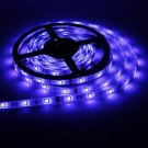 IP68 Waterproof 75W 5050SMD 5m 300LEDs 450-490nm Blue Light LED Light Strip (DC 12V)