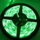 IP68 Waterproof 75W 5050SMD 5m 300LEDs 490-560nm Green Light LED Light Strip (DC 12V)