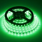 75W 5050SMD 5M 300LEDs 490-560nm Green Light Decorative LED Strip Light (DC 12V)