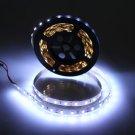 5m 36W 300-SMD5630 LED 7000K+ Cool White Light Normal Brightness Flexible LED Light Bar Strip (12V)