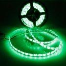 5M 36W 5630SMD 300 LED Waterproof Green Light Flexible Soft Light Strip (12V)
