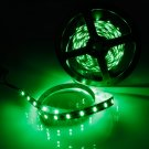 5M 36W 300 SMD5630 LED Green Light Normal Brightness Flexible LED Light Bar Strip (12V)