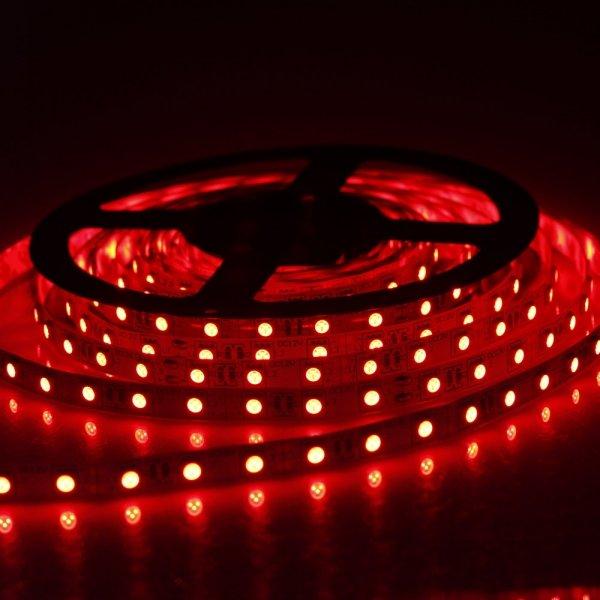 5M 75W 300-LED 5050 SMD 635-700nm Decorative Light Strip Red (DC 12V)