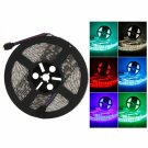Waterproof 300-LED SMD5050 RGB IR44 Controller 5M Flexible LED Light Strip Set