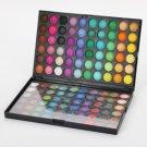 120-Color Garden Series Fine Texture Portable Cosmetic Eyeshadow Palette