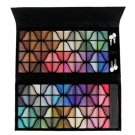 128 Color 3D Shimmer Lace Evening Bag Eye Makeup Eyeshadow Palette Set