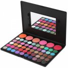 56 Color Makeup Palette Set:50 Color Eyeshadow + 6 Color Blush