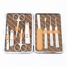 GS908 Nail Trimming Manicure Tool Kit Silver