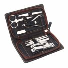 GS906 Nail Trimming Manicure Tool Kit Silver