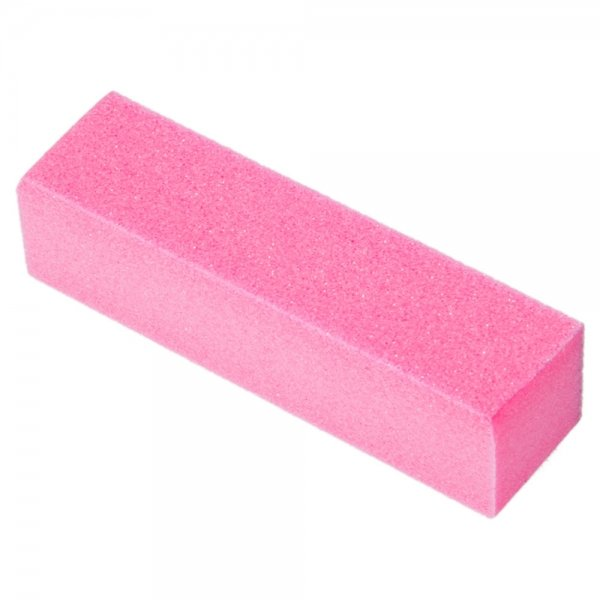 Buffer Sanding Block File Nail Art Pale Pink