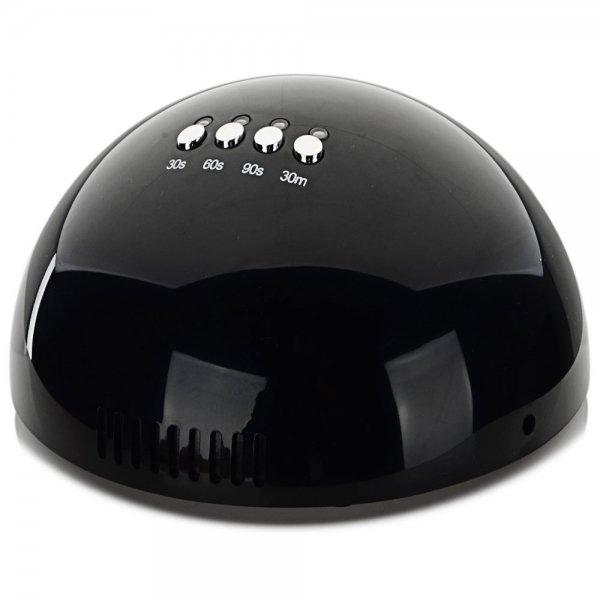 HBW DR-618 Electronic Nail Dryer Phototherapy Machine Black