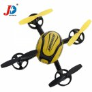 JXD 388 2.4GHz 4 Channel 6 Axis Remote Control RC Quadcopter Yellow
