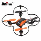 UDI U839 Nano 2.4G 4CH Micro RC Quadcopter With Gyro Black & Orange