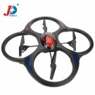 JXD JD391 200mm Dia. 2.4GHz 6 Axis Gyro LED RC Quadcopter (Mode 2) Black