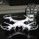 Syma X5C Explorers 4CH 2.4GHz 6-Axis Gyro RC Quadcopter with Flashing Light 2.0MP HD Camera(Mode 2)