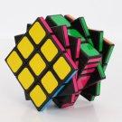 Witeden 337 3x3x7 5.7cm Magic Intelligence Test Cube Black