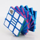 Witeden 339 NO.II 3x3x9 5.7cm Magic Intelligence Test Cube Blue