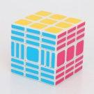 Witeden 337 NO.II 3x3x7 5.7cm Magic Intelligence Test Cube White