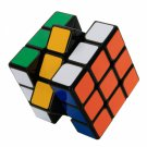 22306 3-Layer Square Magic Cube Puzzle Toy with CS Stickers (PP Square Box Packaged) Black