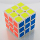 Liying YJ8220 55.5mm 3-Layer Square Magic Cube Puzzle Toy White