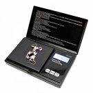 100g x 0.01g LCD Digital Jewelry Pocket Scale with Low Power Alarm