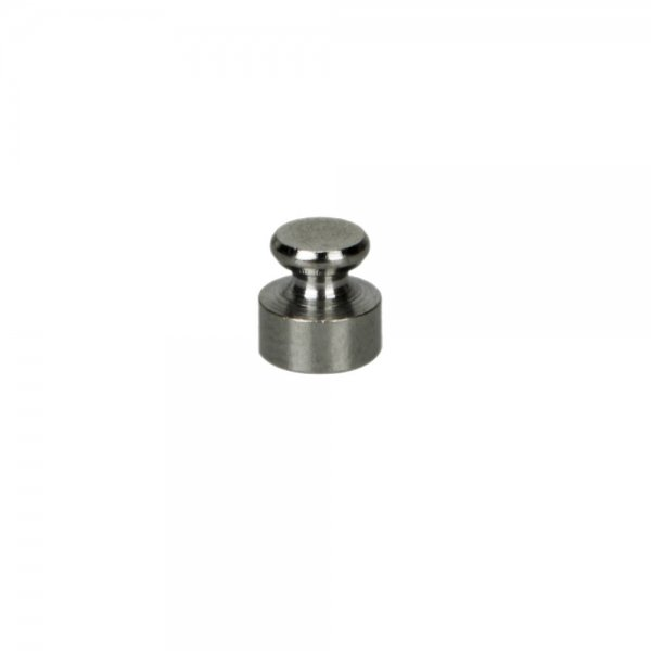 1g Stainless Steel Electronic Balance Calibration Weights (Flat)