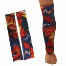 2pcs Dragon Pattern Tattoo Sleeves T3