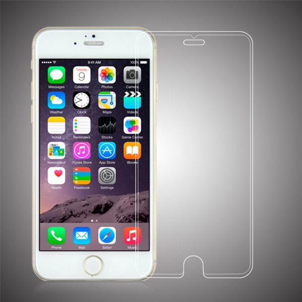 """Angibabe 0.4mm 9H 2.5D Premium Real Tempered Glass Film Screen Protector for 5.5"""""""" iPhone 6(6s) Plus"""