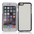 """Protective Plastic Back Case Cover for iPhone 6 4.7"""""""" White"""