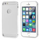 Link Dream Aluminum Alloy Hard Frame Bumper Case Cover for iPhone 6 Plus/6S Plus Silver