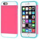 Link Dream Heavy Duty Hybrid Rugged Rubber Hard Case Cover for iPhone 6 Plus/6S Plus