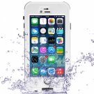 "Waterproof Shockproof Dirt-proof Button Style Protective Case for 4.7"""" iPhone 6/6S White"