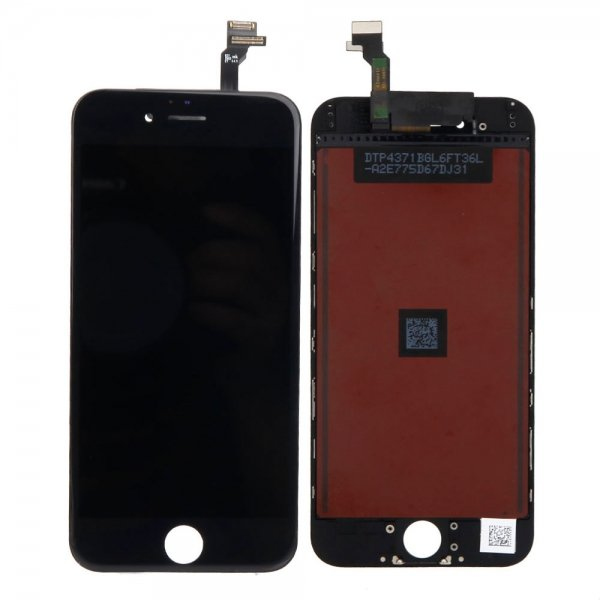 "4.7"""" LCD Touch Screen Digitizer Assembly Cost-effective for iPhone 6 Black"