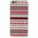 Pink Ethnic Style Pattern TPU Protective Case for iPhone 6 Plus/6S Plus