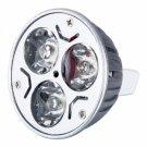 MR16 6W 2800-3000K Low-power Warm White Light LED Spot Light Bulb (12V)
