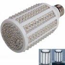 E27 13W 263 LEDs 1200LM 7000-8000K Cool White LED Corn Light Bulb (220V)