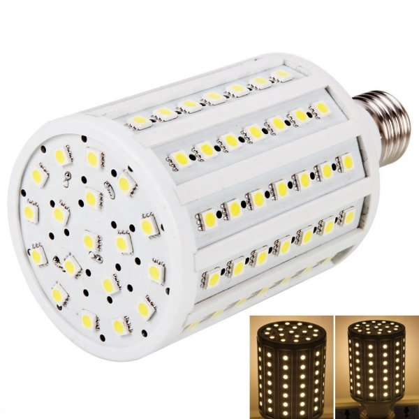 E27 18W 102 LED SMD5050 3000K Warm White Light Corn Lamp (220V)