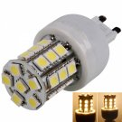 G9 4W 27 LED SMD5050 3000K Warm White Corn Light Lamp (220V)