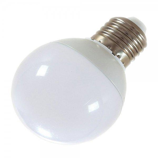E27 9W 18-LED SMD5730 2700-3200K Warm White Light 360-Degree Lighting LED Bulb (AC 85-265V)