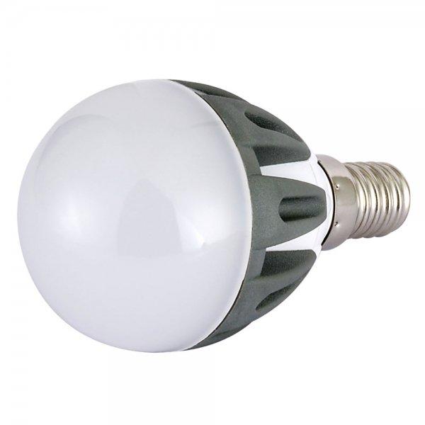 G45 E14 3.5W 18-LED SMD2835 300LM 6500K Cool White Light 180-Degree Beam Angle LED Bulb (AC 85-265V)