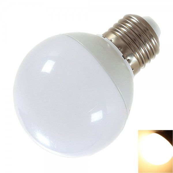 E27 7W 14-LED SMD5730 2700-3200K Warm White Light 360-Degree Lighting LED Bulb (AC 85-265V)